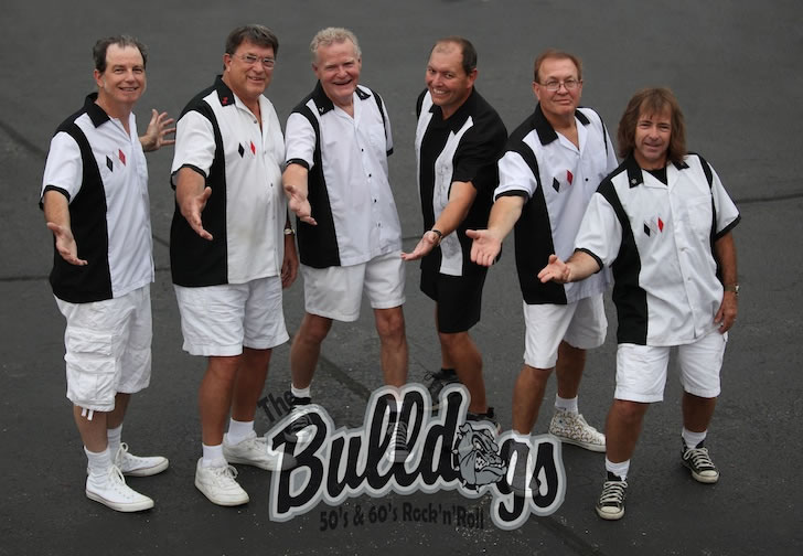 The Bulldogs - Winner of the 2012 WHAMMY Award For Best Oldies Performer
